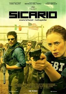 Poster Sicario