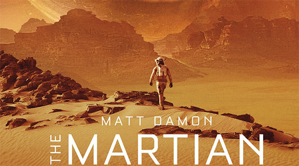 PosterTheMartian
