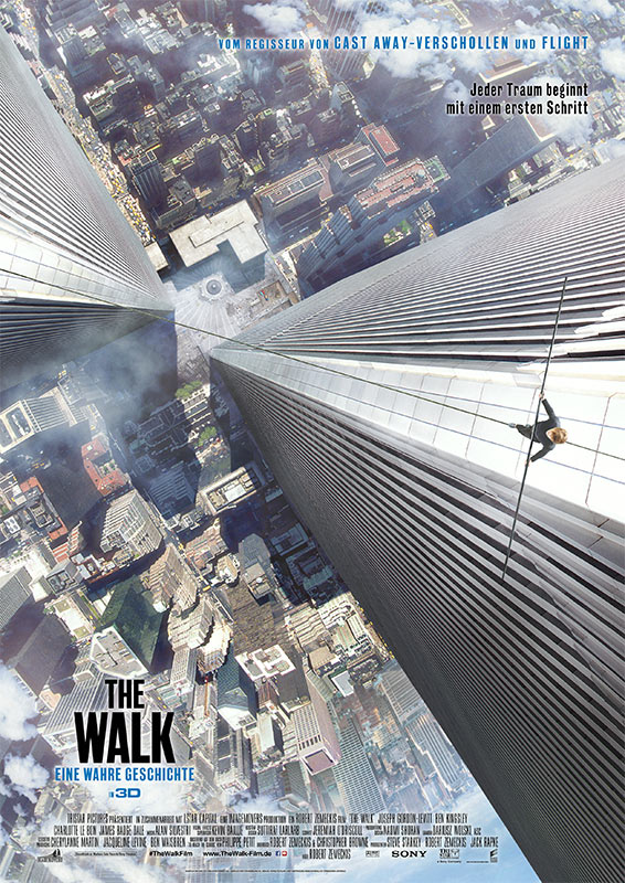 THE WALK – von Robert Zemeckis
