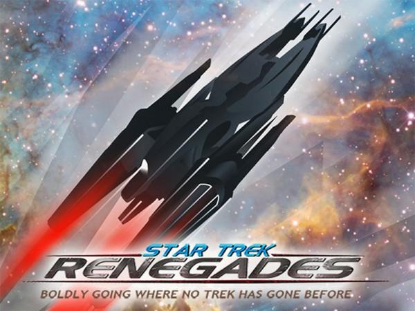 Star Trek Renegades Promografik