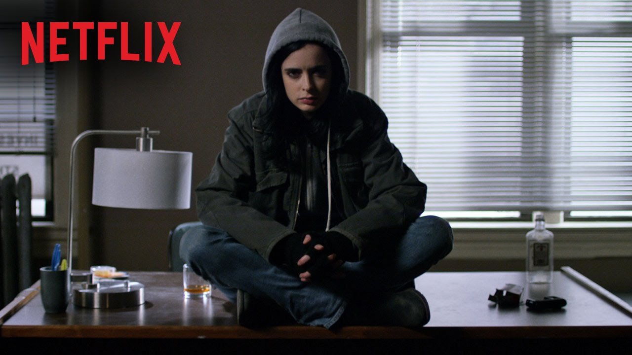 Der erste echte Trailer: JESSICA JONES