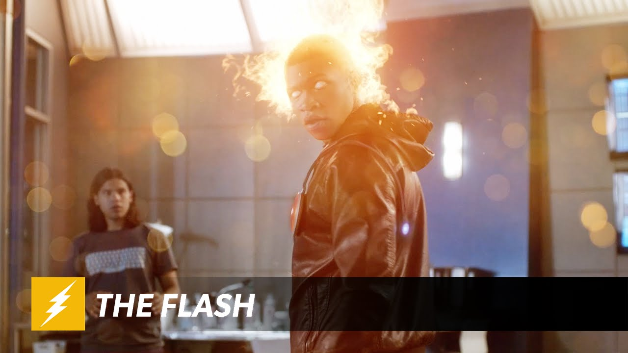 FLASH-Trailer: The Fury Of Firestorm