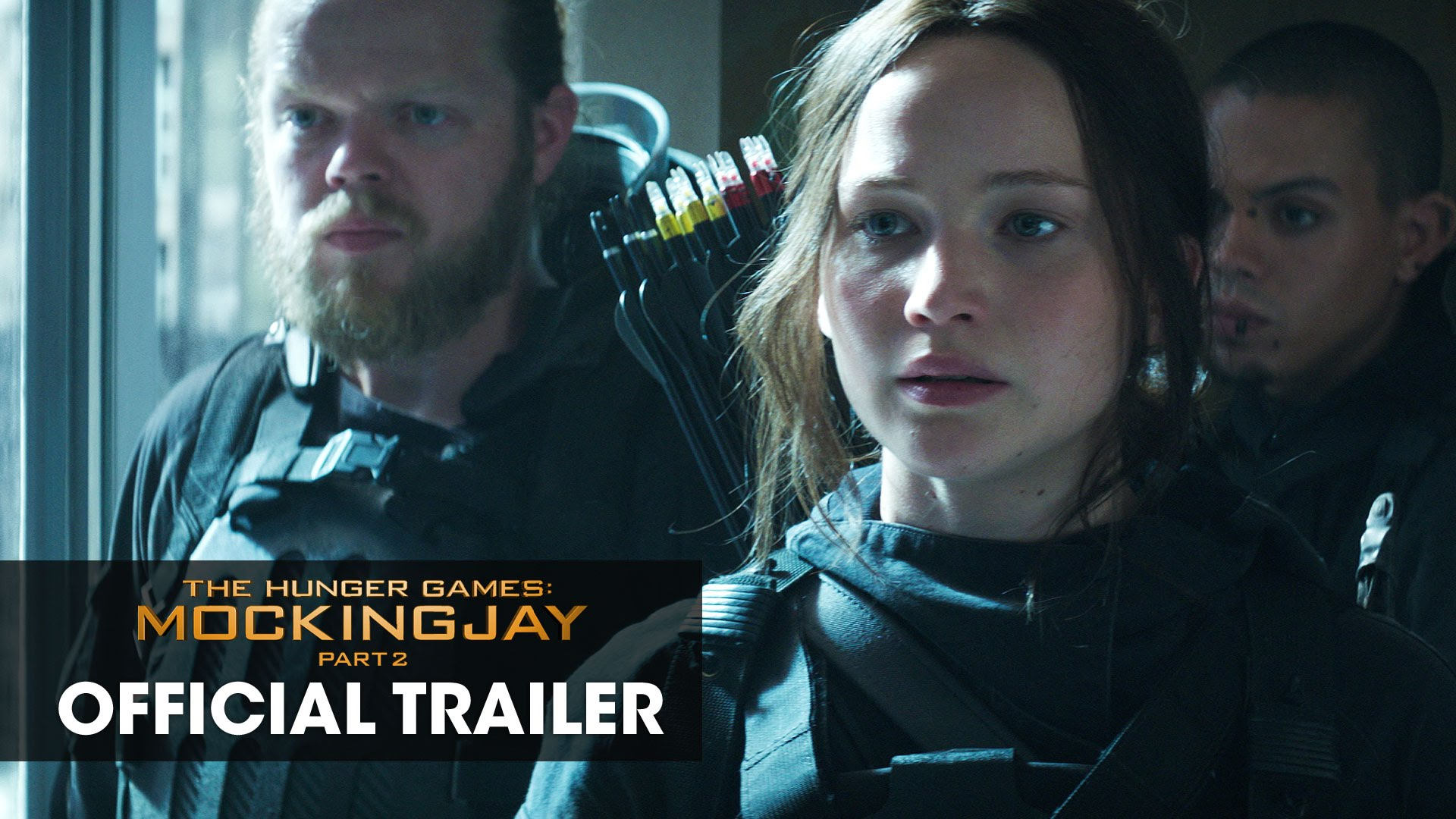 Letzter Trailer: THE HUNGER GAMES – MOCKINGJAY PART 2