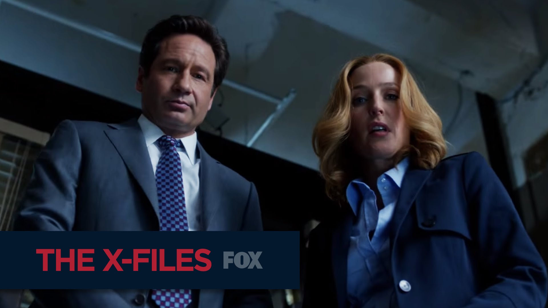 Neuer Promo-Trailer: THE X‑FILES