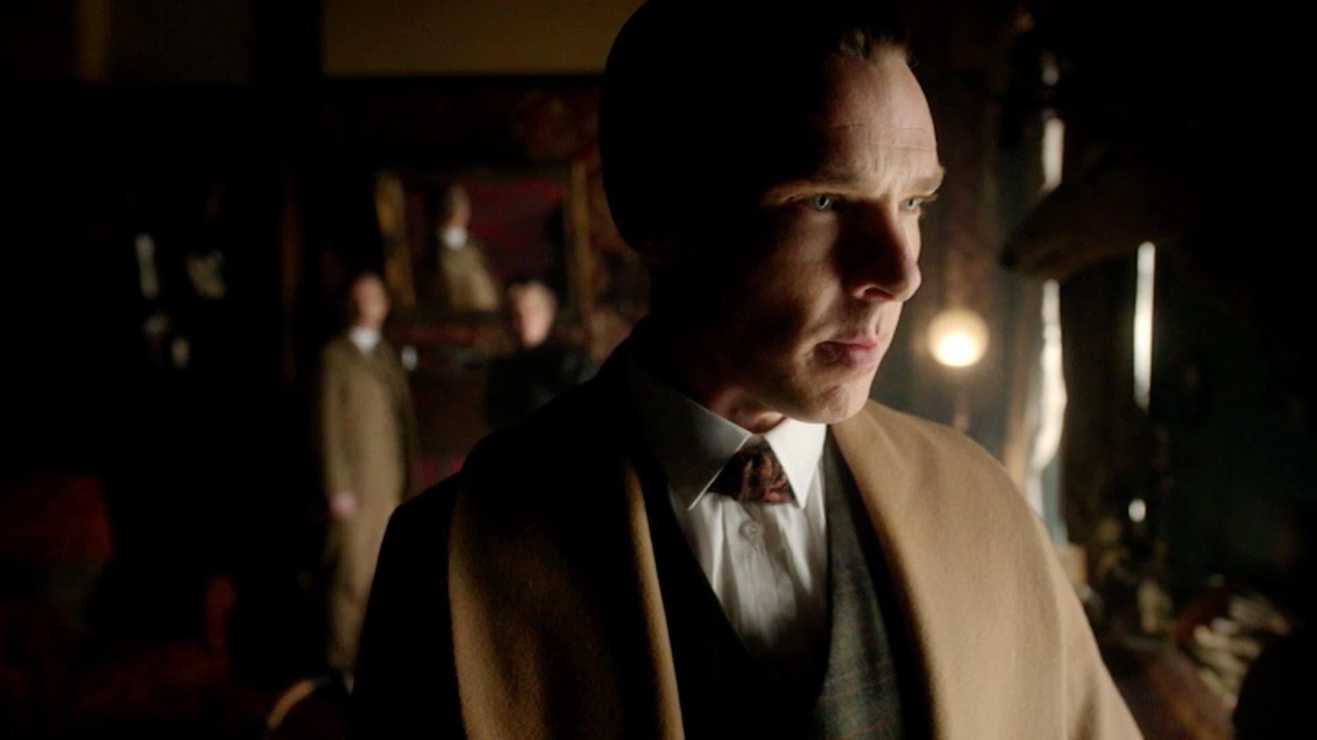 Neuer Trailer zum viktorianischen SHERLOCK-Special