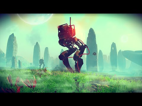 NO MAN´S SKY: Releasedatum und Trailer I'VE SEEN THINGS