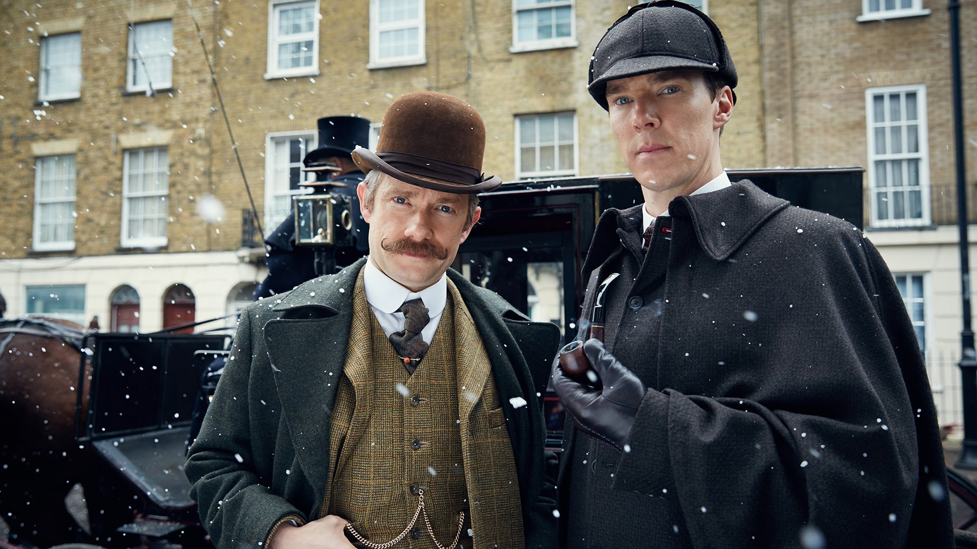 SHERLOCK: THE ABOMINABLE BRIDE – Trailer zwei