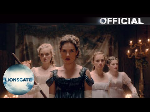Trailer: PRIDE AND PREJUDICE AND ZOMBIES