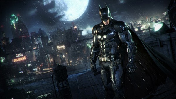 Promografik Batman Arkham Knight