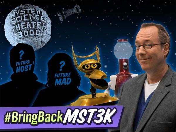 Bring Back MST3K