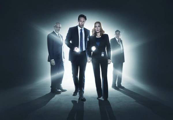 Poster 3 X-Files Special