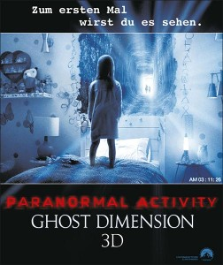 Poster Ghost Dimension
