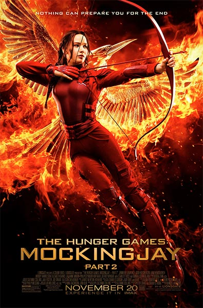 THE HUNGER GAMES – MOCKINGJAY Teil 2