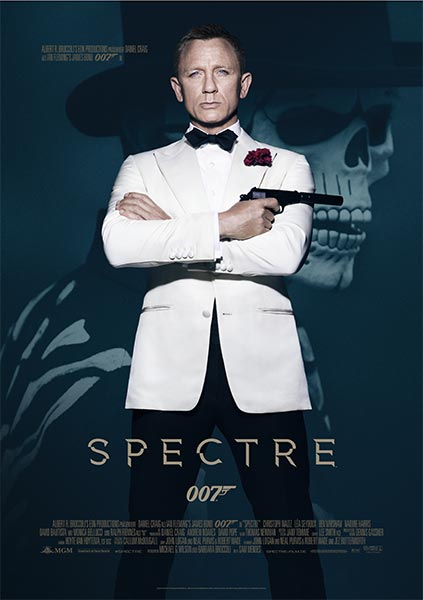 James Bond 007 SPECTRE