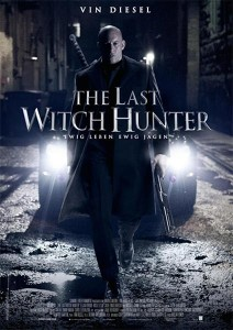 Poster The Last Witch Hunter