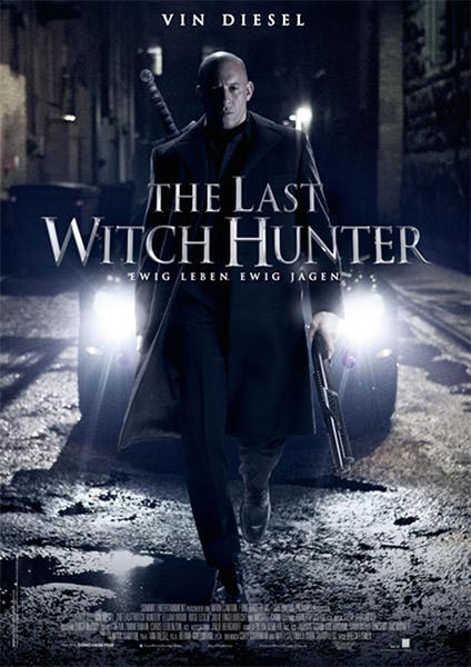 Fast verpasst: THE LAST WITCH HUNTER