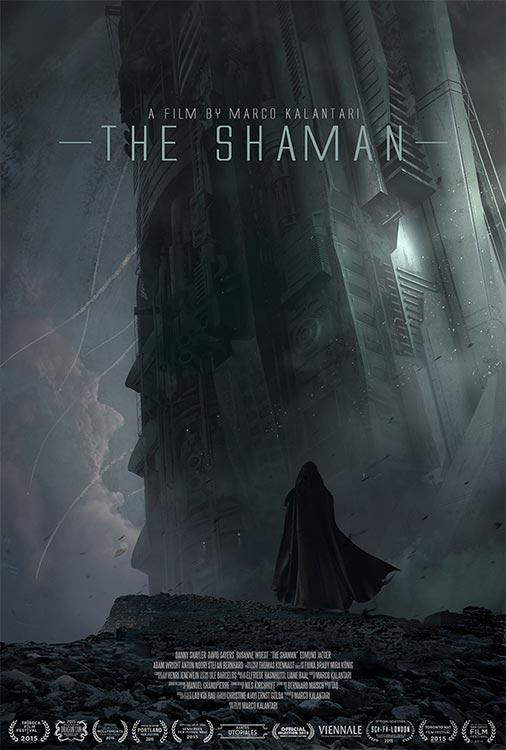 Beeindruckender Science Fiction-Kurzfilm THE SHAMAN