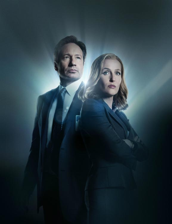 X‑FILES Special: Termin und Poster