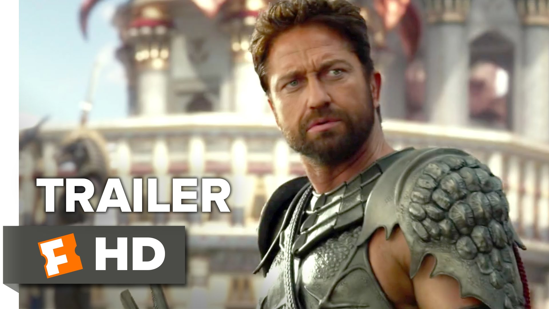 Bombast-Trailer: GODS OF EGYPT