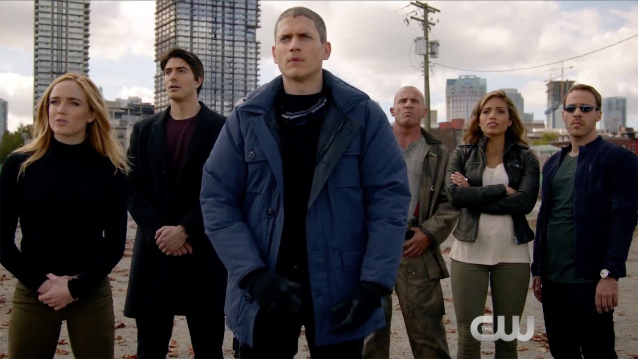 Holy Shit! Trailer: LEGENDS OF TOMORROW
