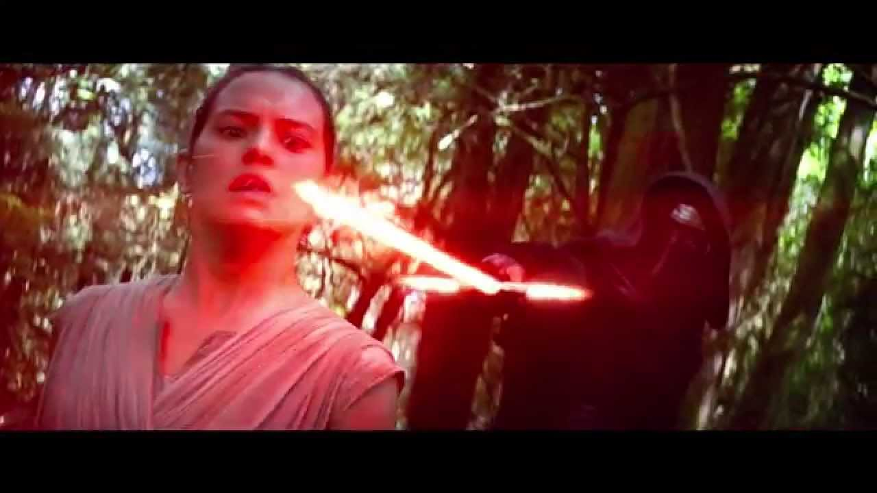 THE FORCE AWAKENS – asiatischer Trailer