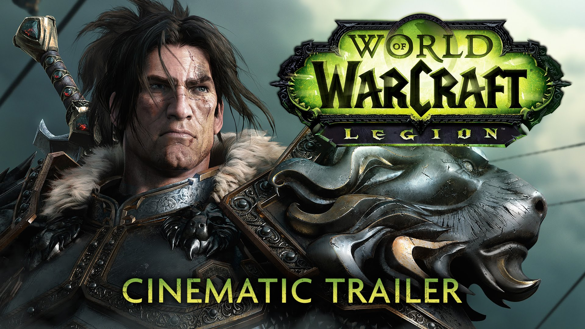 Tralier: WORLD OF WARCRAFT LEGION