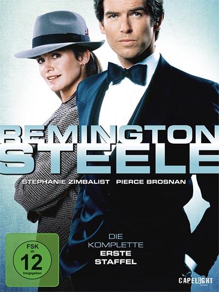 REMINGTON STEELE – Staffel eins, jetzt auf DVD