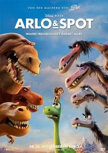 Poster Arlo & Spot