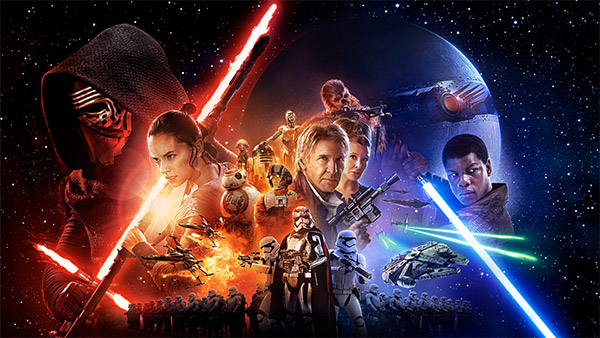Wie erwartet: THE FORCE AWAKENS bricht (fast) alle Rekorde