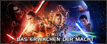 STAR WARS: DAS ERWACHEN DERMACHT