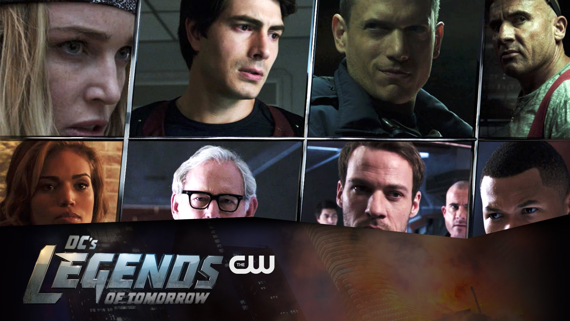 Neuer Trailer: LEGENDS OF TOMORROW