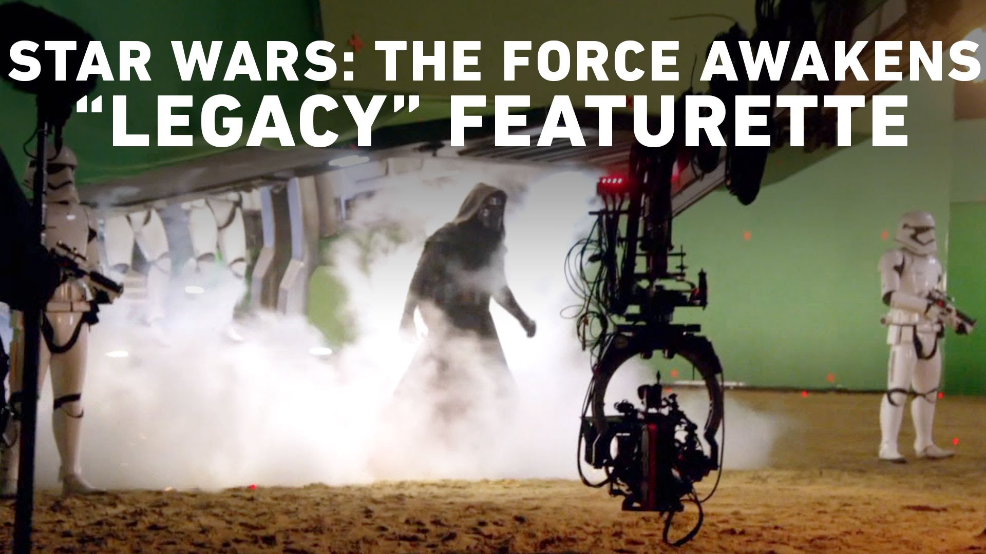 STAR WARS – THE FORCE AWAKENS Featurette: Legacy