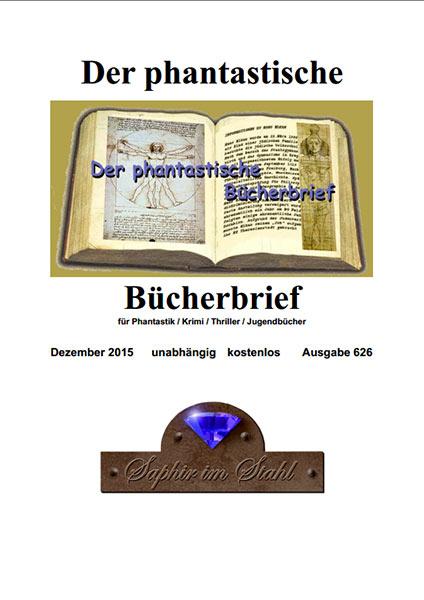 DER PHANTASTISCHE BÜCHERBRIEF 626