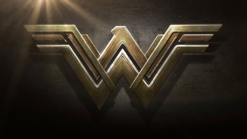 WONDER WOMAN hat ein neues Logo