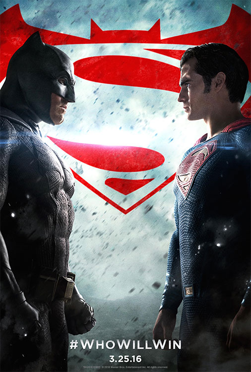 Poster Batman V Superman