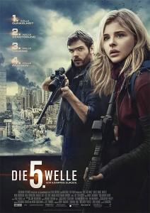 Poster Die 5. Welle