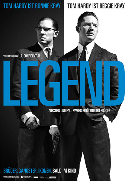 LEGEND – mit Tom Hardy