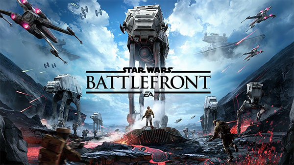 Poster Star Wars Battlefront