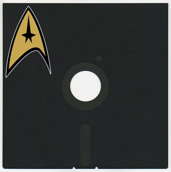 Gene Roddenberrys Floppy Disks