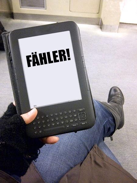 Amazon führt Qualitätsprüfung für eBooks ein