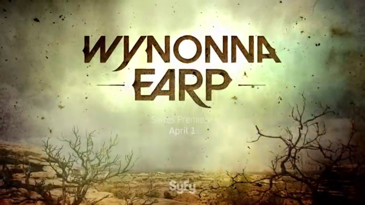 Neu bei SyFy: WINONNA EARP