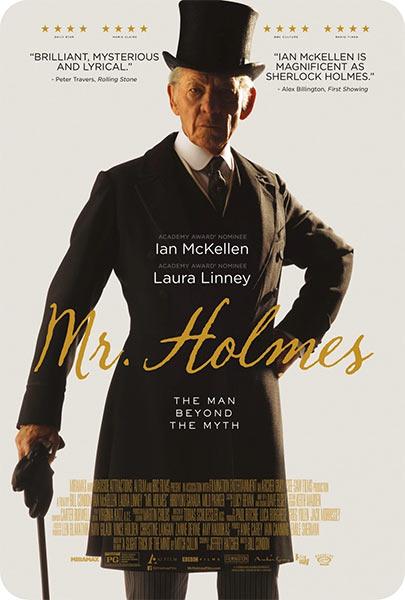 MR. HOLMES – mit Ian McKellen