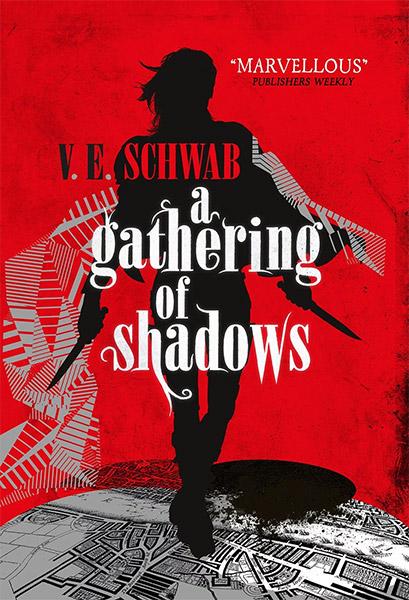Erschienen: AGATHERING OF SHADOWS von V. E. Schwab