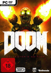 Cover DOOM PC