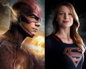 Flash & Supergirl