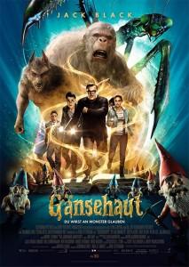Poster Gänsehaut