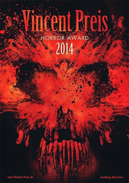 Nominierungsrunde für den deutschen »Horror-Award« Vincent Preis