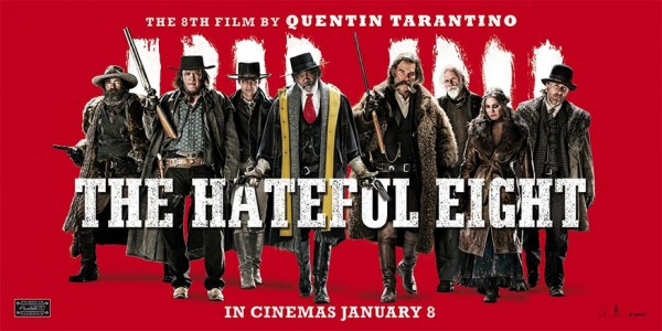 Promofoto Hateful Eight