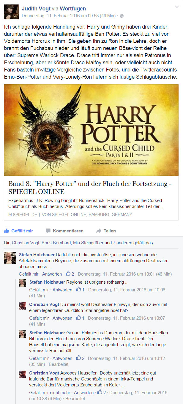 Geleaked: Der Plot zu HARRY POTTER AND THE CURSED CHILD