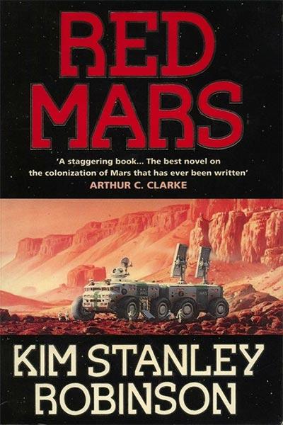 RED MARS: Fernsehserie verschoben